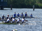 Junioren-Regatta in Hamburg am 01. und 02.06.2019